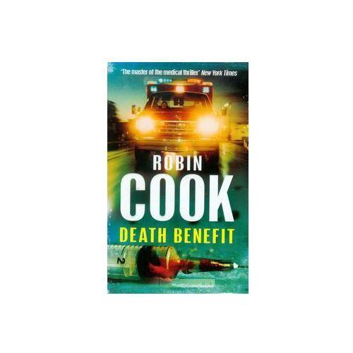 Death Benefit - Wysyłka od 5,99 - kupuj w sprawdzonych księgarniach !!!, Pan Books