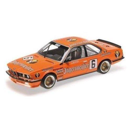 Minichamps Bmw 635 csi jagermeister brun motorsport #6 stuck dpm 1984 (4012138131279)