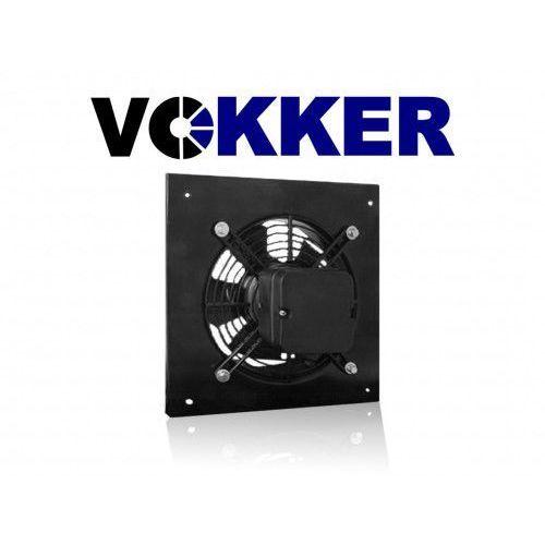 Wentylator osiowy, ścienny na płycie 200mm, 780m3/h (vox200b-2e) marki Vokker