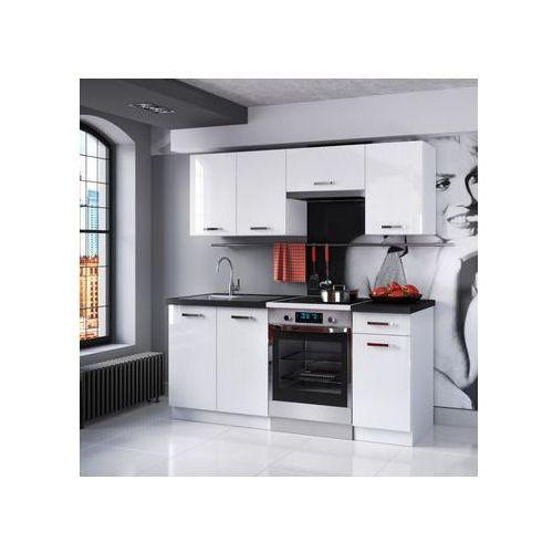 Zestaw mebli kuchennych terni 2 promo kolor biały marki Classen
