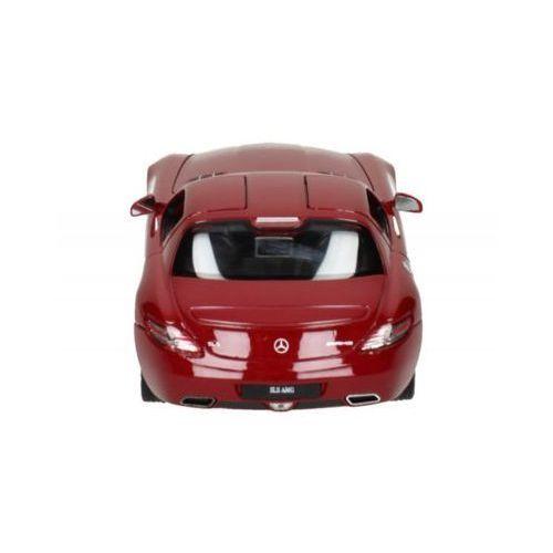 WELLY Mercedes-Benz SLS AMG, czerwony - DARMOWA DOSTAWA OD 199 ZŁ!!!