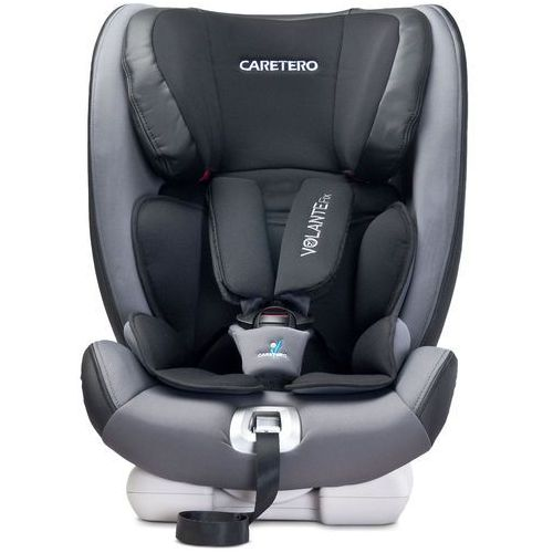 Fotelik Caretero Volante Fix ISOFIX Grey, TERO-251