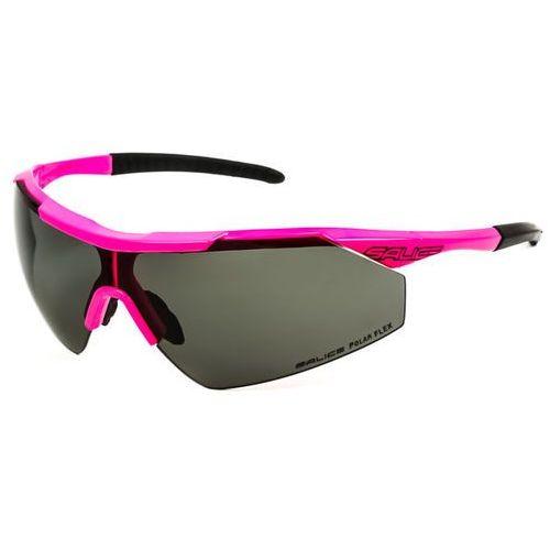 Okulary słoneczne 004 polarized fucblk/prw marki Salice