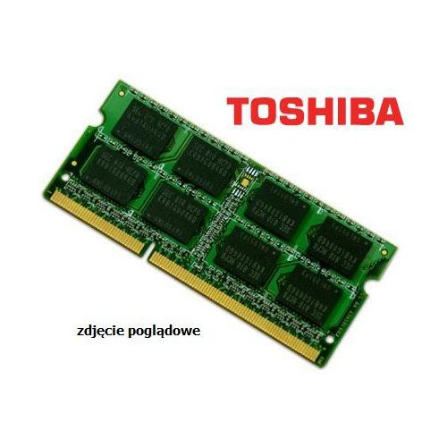 Toshiba-odp Pamięć ram 4gb ddr3 1333mhz do laptopa toshiba satellite l750d