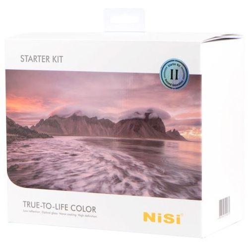 zestaw startowy (starter kit) generacja ii marki Nisi