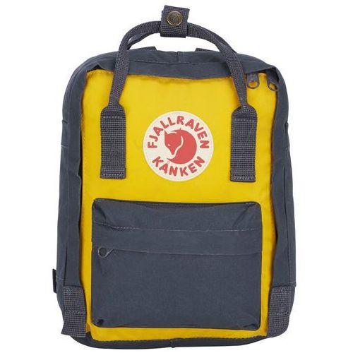 Fjällräven kånken mini plecak żółty/niebieski 2017 plecaki szkolne i turystyczne (7392158971671)