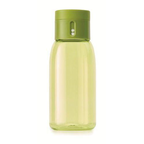 - butelka na wodę dot 400 ml - zielona - zielony marki Joseph joseph