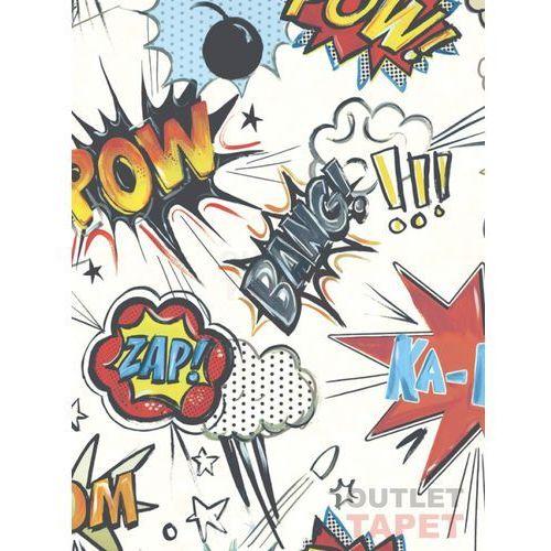 Tapeta ścienna komiks Portfolio 272604 Rasch - produkt z kategorii- Tapety