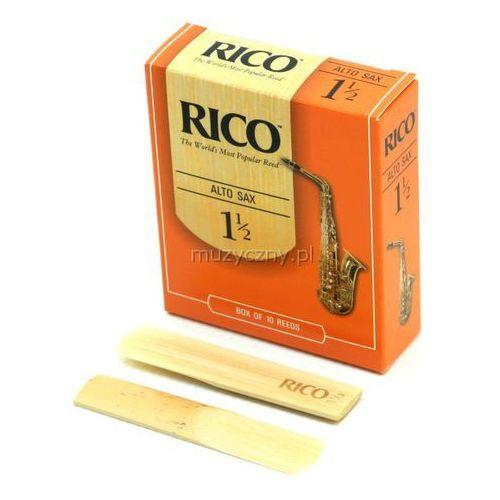 Rico Std. 1.5 stroik do saksofonu altowego