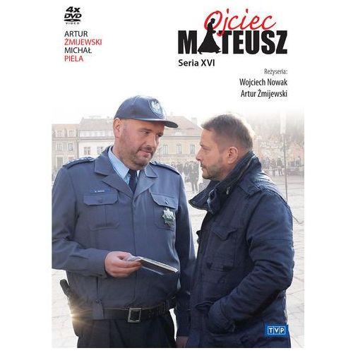 Ojciec Mateusz Seria 16 (Płyta DVD)