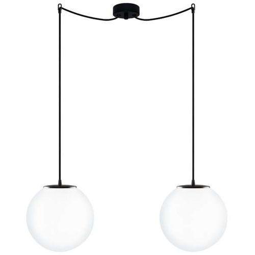 Sotto luce Lampa wisząca tsuki elementary m2/s/opal matte szklana oprawa klasyczna minimalistyczny zwis kule białe matowe (1000000210965)