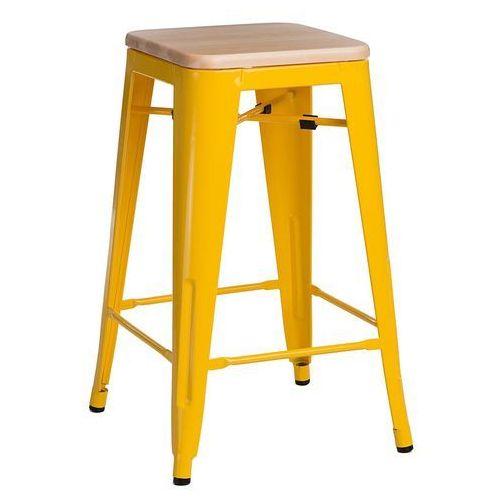 Producent: elior Hoker paris wood 75cm jesion - żółty