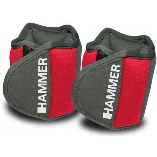 Obciążniki na nadgarstki wrist sleeve (0.75 kg) + darmowy transport! marki Hammer