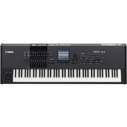 OKAZJA - Yamaha Motif XF 8 syntezator + 40th Anniversary Box + flash 1024Mb