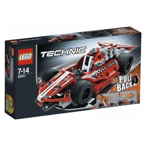 Lego TECHNIC Samochód wyścigowy 42011