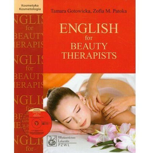 English for Beauty Therapists z płytą CD, pozycja wydana w roku: 2013