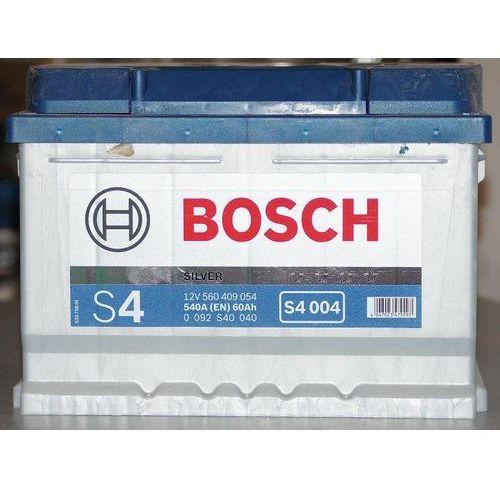 akumulator BOSCH SILVER 60Ah 540A BOSCH S4 0092S40040 Wrocław