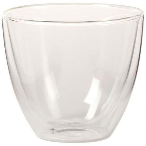 Villeroy & boch - manufac. rock szklanka l do białej kawy