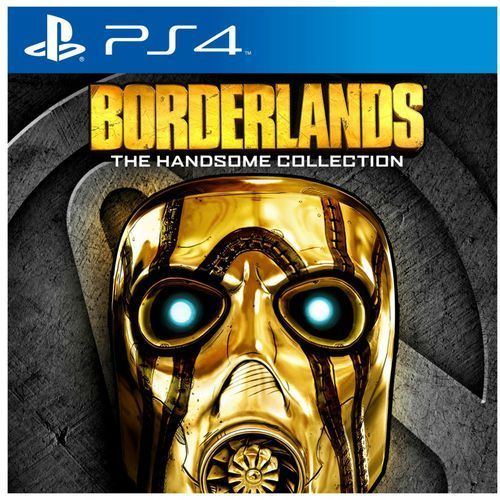 OKAZJA - Borderlands The Handsome Collection (PS4)