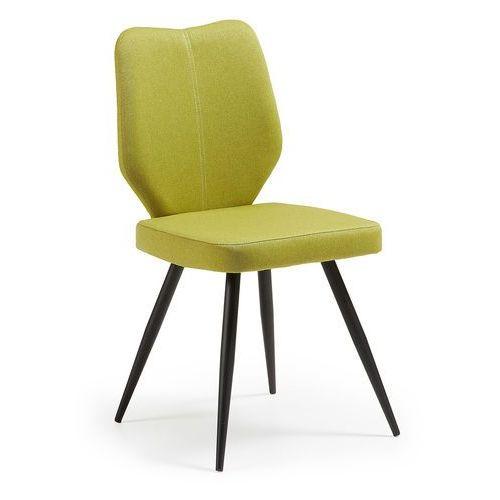 Laforma :: krzesło tina limonkowe