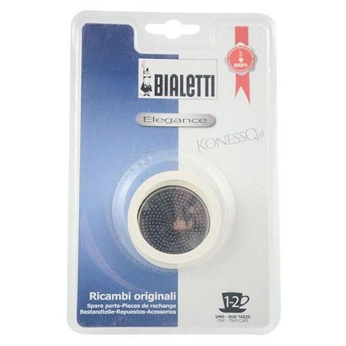 Uszczelki Bialetti do kawiarek stalowych 1-2 filiżanki (akcesoria do ekspresów)
