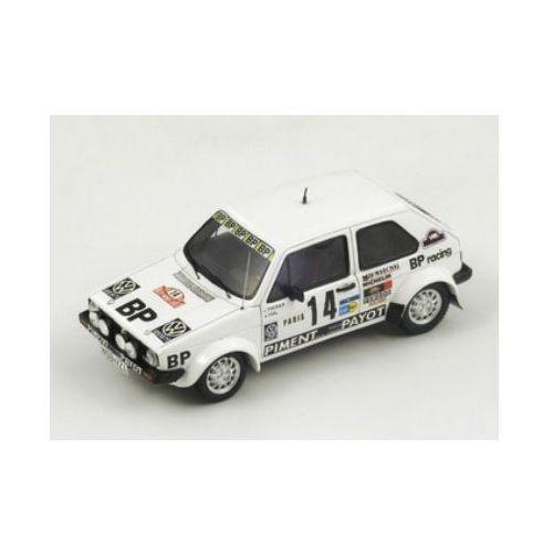 volkswagen golf mk1 #14 wyprodukowany przez Spark