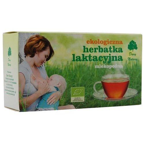 Herbata laktacyjna BIO 20 x 2,5g - Dary Natury, 5394