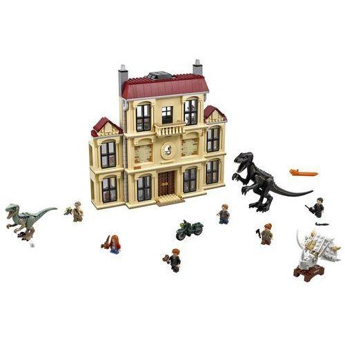 75930 ATAK INDORAPTORA (Indoraptor Rampage at Lockwood Estate) - KLOCKI LEGO JURASSIC WORLD - BEZPŁATNY ODBIÓR: WROCŁAW!