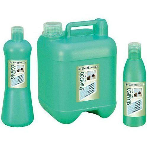 Iv san bernard - szampon zielone jabłuszko dla psów długowłosych, 5 l