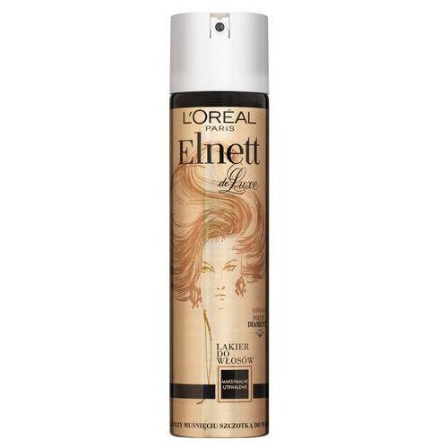 , elnett de luxe. lakier do włosów, maksymalne utrwalenie, 250 ml - marki L'oreal paris