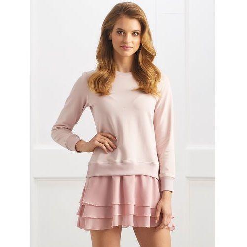 Sukienka Maylin w kolorze różowym, kolor różowy