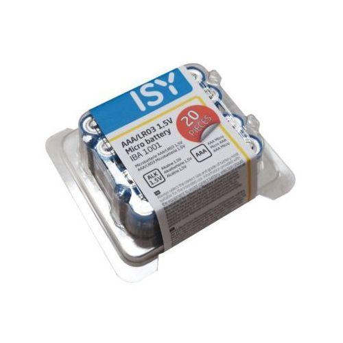 IBA-1001 Baterie AAA ISY