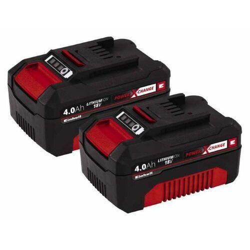 Einhell akumulator Power X-Change 18V (2x4,0 Ah) Twinpack