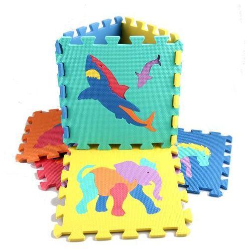 Alltoys puzzle piankowe - zwierzątka ii (8591945084368)