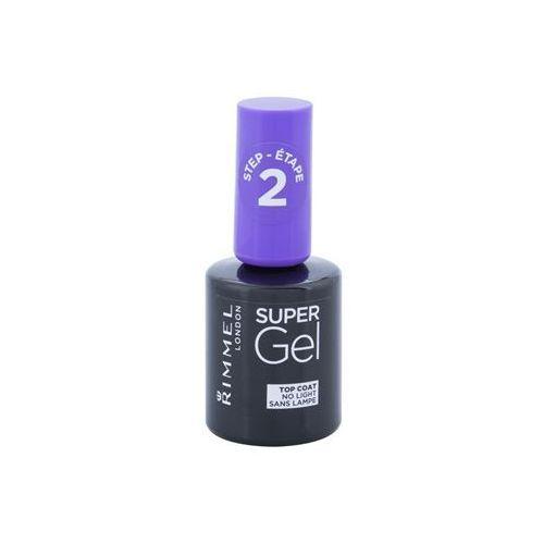 Rimmel Super Gel Step 2 ochronny preparat nawierzchniowy nadający połysk 12 ml