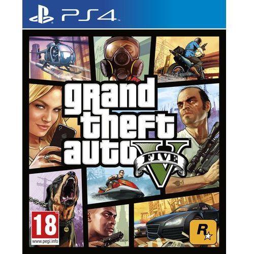 GTA 5 - gra PS4