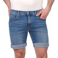Pepe Jeans szorty męskie Cane 38 niebieski (8434341642902)