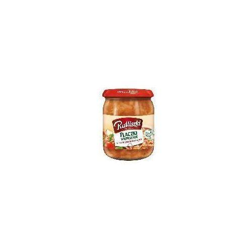 Flaczki wieprzowe w sosie pomidorowym 500 g Pudliszki (5900783004927)