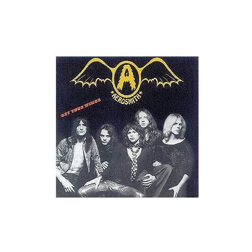 Sony music Aerosmith - get your wings (cd)