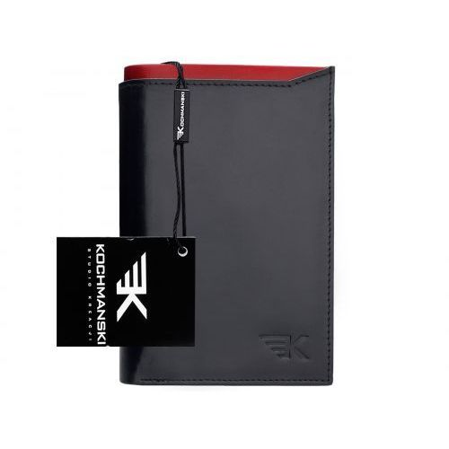 Skórzany portfel męski kochmanski rfid stop 1209 marki Kochmanski studio kreacji®