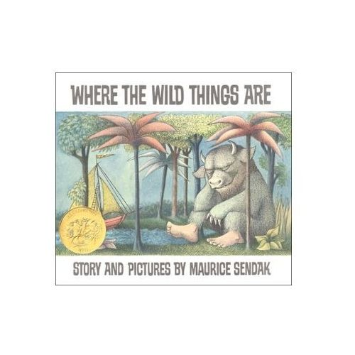 Where the Wild Things Are. Wo die wilden Kerle wohnen, englische Ausgabe