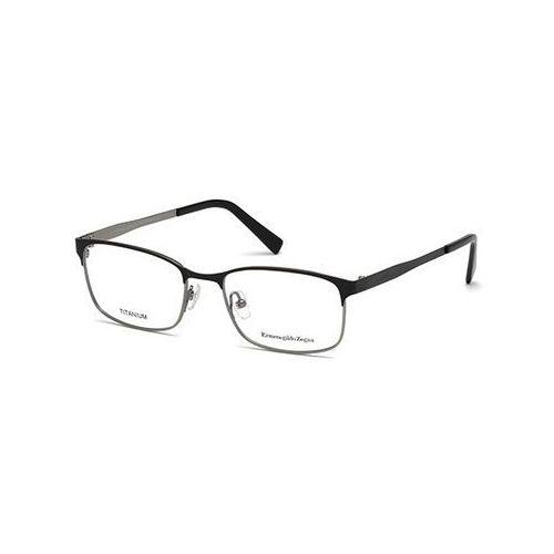 Okulary korekcyjne  ez5049 005 marki Ermenegildo zegna