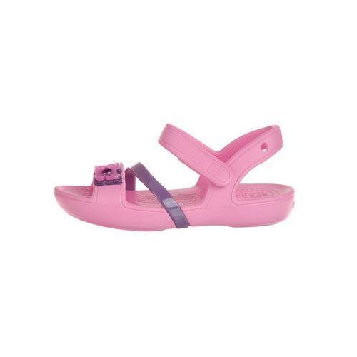 Crocs lina sandały dziecięce różowy 27-28
