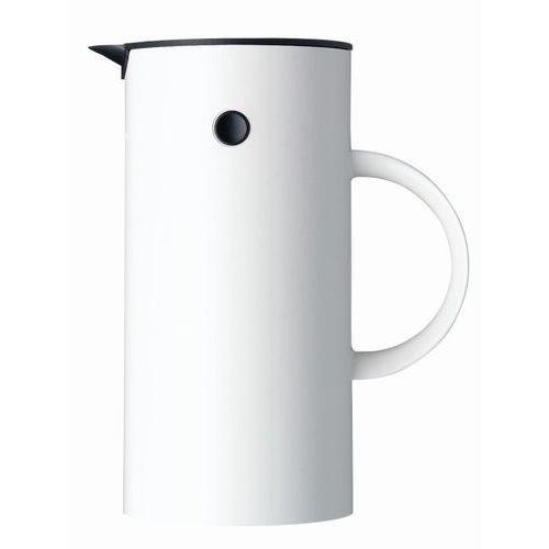 Stelton - zaparzacz do kawy na 8 filiżanek - biały