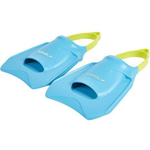 Speedo biofuse fitness turkusowy m | eu 38-41 2018 płetwy i sprzęt do pływania (5053744360126)
