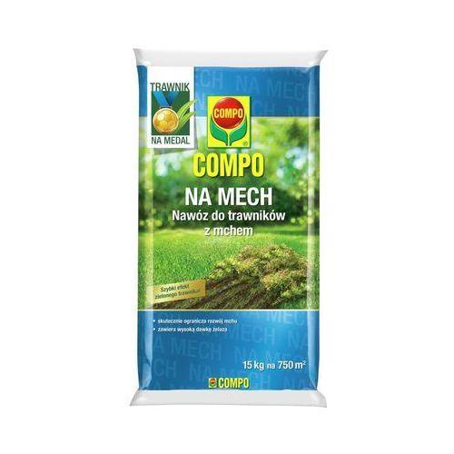 Compo Nawóz do trawników z mchem 15 kg (4008398318314)
