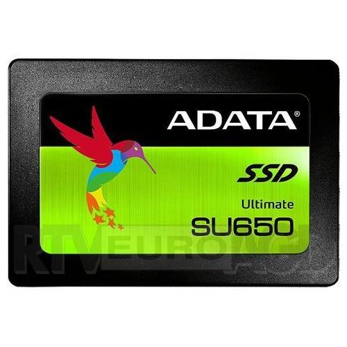 ultimate su650 480gb - produkt w magazynie - szybka wysyłka! marki Adata