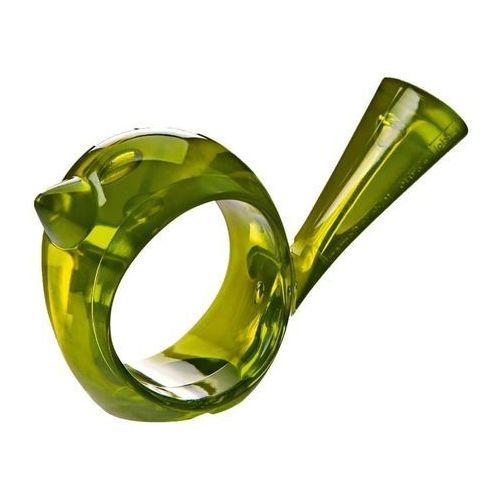 Pierścień ozdobny na serwetki [pi:p] - kolor oliwkowy, KOZIOL, B003DRIV4E