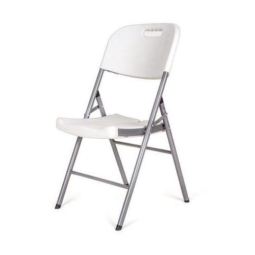 krzesło ogrodowe składane oblo 88 x 45 x 50 cm marki Happy green