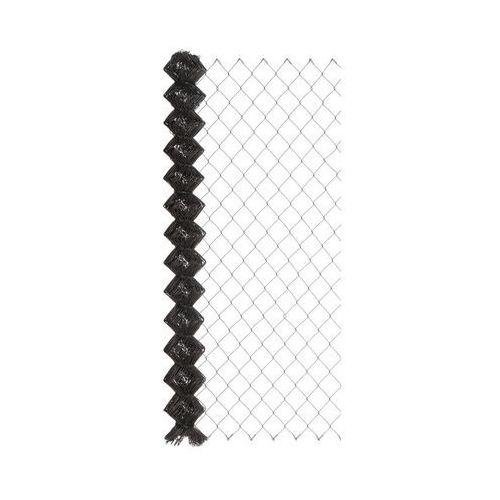 Siatka ogrodzeniowa pleciona 1.5 x 10 m antracytowa (5907774338184)